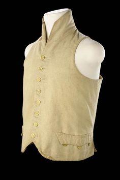 Surgeon's waistcoat.