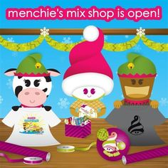 Menchies . . . Now dangerously open at Ridgepark Square and my way home from work!