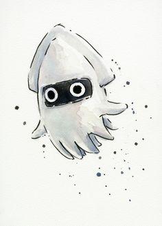 #blooper #squid #nintendo