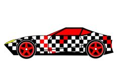 chess colored logos | Virtual Car – Inspired by the iconic Ferrari Berlinetta