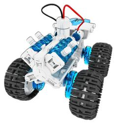 OWI Salt Water Fuel Cell Monster Truck Kit - Green Energy Educational Kit