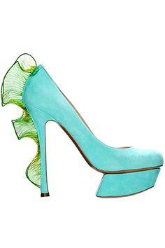 Nicholas Kirkwood - Shoes - 2013 Spring-Summer