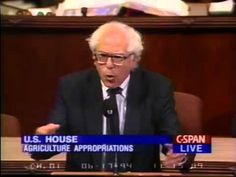Pls RP: #YouTubeBERNS Bernie Sanders: Monsanto and the FDA (6/17/1994)
