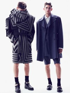 Minimal Maximal GQ Style Gemany Fashion Story is Sculptural #topmensfashion