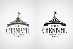 Masculine, Upmarket Logo Design for Carnival Real Estate by ...