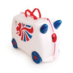 Team GB Olympic trunki ride on suitcase Childrens Luggage, Kids Luggage, Team Gb Olympics, Timeline Design, Outdoor Fashion, Made In Uk, Olympic Games, Olympic Team, Little Monkeys