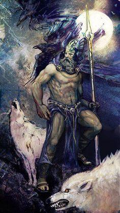 Hail Odin #asatru   #aesir   #Vanetrosamfundet
