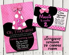 49 Best Coco S 2nd Birthday Images On Pinterest Minnie Mouse