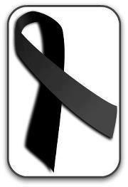 Narcolepsy support ribbon