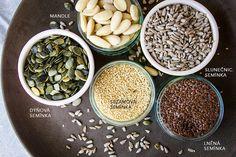 Domácí chleba - ořechy, semínka, cibule   P&G foodies Acai Bowl, Foodies, Breakfast, Acai Berry Bowl, Morning Coffee