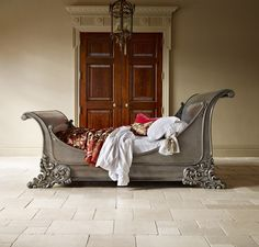 Victorian Terrace, Sleigh Beds, Amai, Bed Sizes, Liquid Metal, South Yorkshire, Furniture Decor, New Homes, Homes