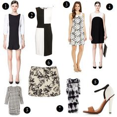 Most Wanted Monochrome wishlist