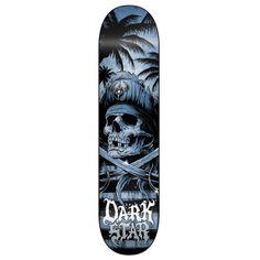 Darkstar Helm Skateboard Deck - 8.25 Inch Deck Width: 8.25 inches
