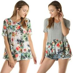 Spring floral styles #fashion #trendy #spring #florals #instagood #pretty #girly