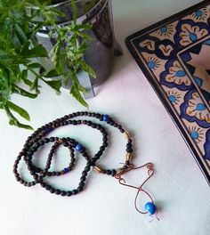 Tuareg-Inspired Tribal Necklace Gifts for Her by Yaansoon