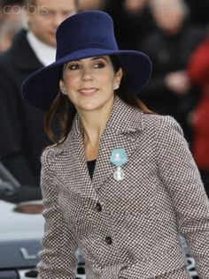 Princess Mary, January 15, 2012
