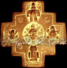 """Las culturas de los suyos del imperio Inca Tahuantinsuyo """"Las Cuatro Regiones del Mundo.  Chinchaysuyo (en rojo),  Antisuyo (en verde),  Contisuyo (en amarillo)  y Collasuyo (en azul)."""