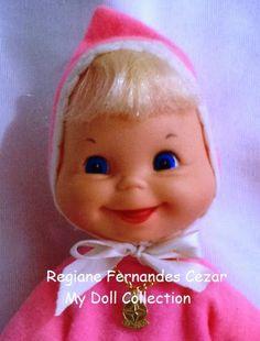 #Boneco #Feijãozinho Estrela década de 80, (85/86)