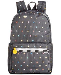 LeSportsac Mr. Men & Little Miss Collection Essential Small Backpack