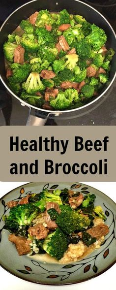 iron rich beef and broccoli adulting daily