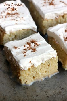 The BEST Tres Leches Cake