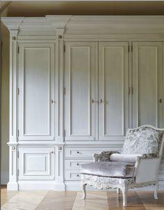 Bespoke Wardrobe Design www.minniepeters.com