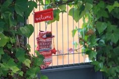 decoración navideña para el jardín. www.decoandliving.com