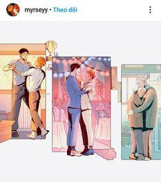 Haikyuu, Family Guy, Manga, Guys, Fictional Characters, Art, Art Background, Manga Anime, Kunst