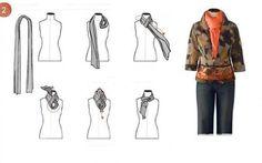 15 Formas de usar una pashmina que toda mujer debe conocer