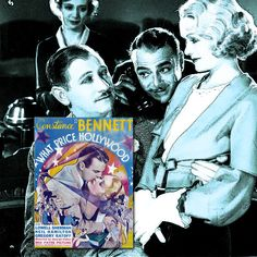 """""""Let me give you a tip about Hollywood. Always keep your sense of humor then you can't miss."""" What Price Hollywood? (1932) Director: George Cukor Stars: Constance Bennett, Lowell Sherman, Neil Hamilton."""