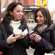 Walking Food Tours of New York City