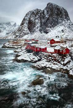 Hamnoy, Lofoten, Norway