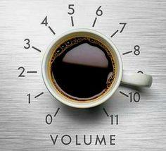 It's always Coffee o'clock!