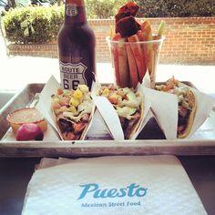Puesto – Mexican Street Food, La Jolla  So so good!!!