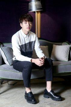 160722 #Woohyun FANS MAGAZINE Facebook update