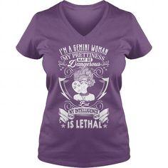 Gemini Cool Tee Shirt Born to Be Badass Gemini Tshirt
