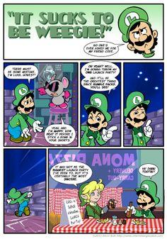 44 best mario and luigi comics images on pinterest comics mario