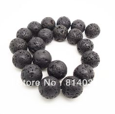 Aliexpress.com : Buy LB1017 Free Shipping Wholesale 20mm Black Lava Beads DIY Jewelry Making Findings  from Reliable Beads suppliers on Jiecheng Gems Jewelry Co., Ltd. $8.24