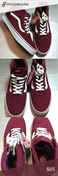 ed0e92570f New Vans Hightop Sneakers