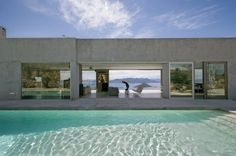 No. 3 Private Residence in Aigina Island, Greece by Konstantinos Kontos - please forgive me: Top 10 of Playboy Architecture by Architizer