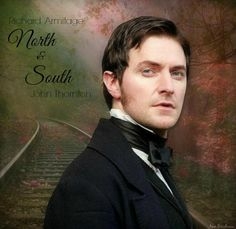 Richard Armitage as John Thornton in North & South (2004)