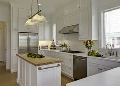 Traditional kitchen and addition - traditional - kitchen - san francisco - Mahoney Architects & Interiors