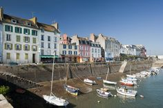 Douarnenez, quai du Grand Port | Finistère Bretagne #myfinistere
