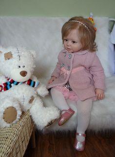 Малышка моей мечты. Куклы реборн Елены Ядриной / Куклы Реборн Беби - фото, изготовление своими руками. Reborn Baby doll - оцените мастерство...