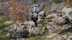 360° Video: Tram Camera Rig Test Run over Potomac River Gorge, MD