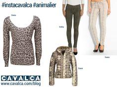 Animalier #inspiration #trend #guess #kocca #cavalca #fashion #moda #look #outfit