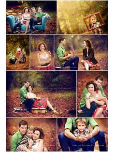 Family Fall Session | Gainesville Florida Family Photographer