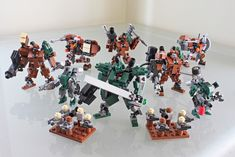 lego mobile frame zero builds - Google Search