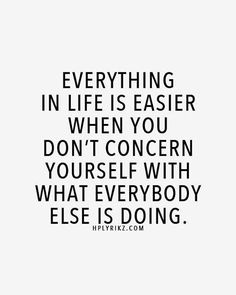 That's right! Stay in your lane. Focus on your goals, your happiness, and your battles! It's always okay to want more, and to be more, but do it for you! #youdeserveit #foodforthought #mindyourbusiness #liveyourreality #happily #peacefully