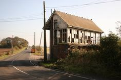 Great Postland signal box